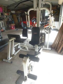 Avanti Dual Arm Gym Singleton Military Area Singleton Area Preview