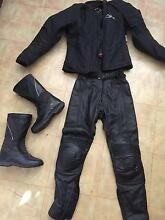 Womens size 6 motorbike leathers and boots Whyalla Playford Whyalla Area Preview