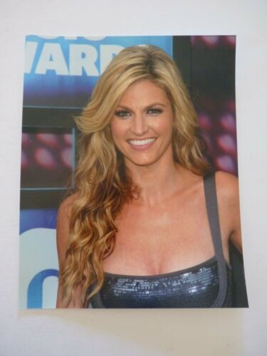 Erin Andrews TV Sportscaster Personality 8x10 Color Promo Photo