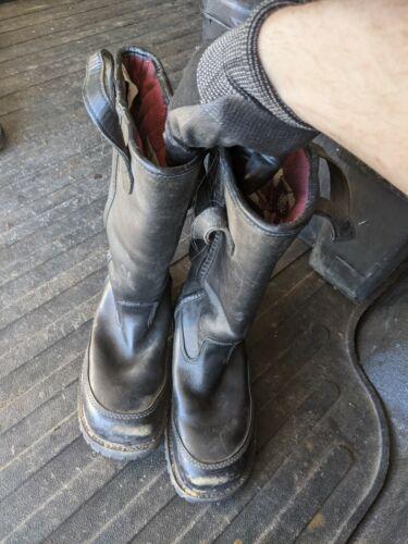 Firefighter Boots SEI Size 7D