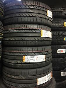 255/55r18 continental, Yokohama, Michelin all season tires SALE!