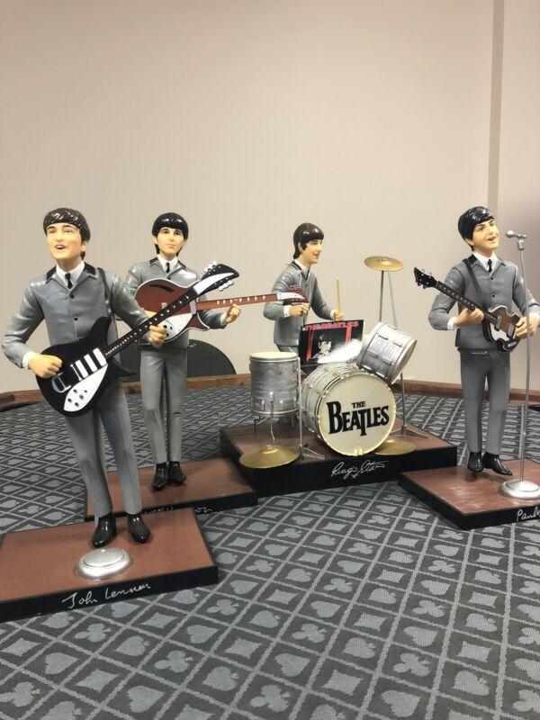 1991 The Beatles Apple Corps Hamilton Figures