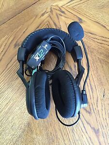 Xbox 360 Turtlebeach headset