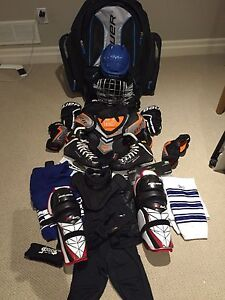 Learn to skate All Bauer kit