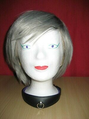 Perücken Wig silber grau asymetrisch glatt Bob Damen - Tressen Perücken