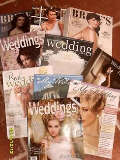 Wedding / Bridal books some new some used West Lakes Charles Sturt Area Preview