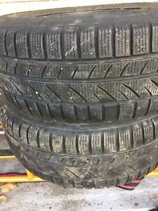 Two winter tire 205/65/R15