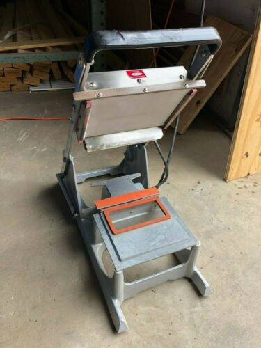 Anchor Packaging AL-300 Commercial Electric Lidder Heat Sealer 115v
