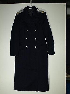 NVA Uniform-Mantel Trapo Transport Polizei  Effekten DDR FDJ SED  ähn.Wehrmacht