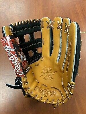 Rawlings Heart of the Hide Gold Glove Club Series 12.75