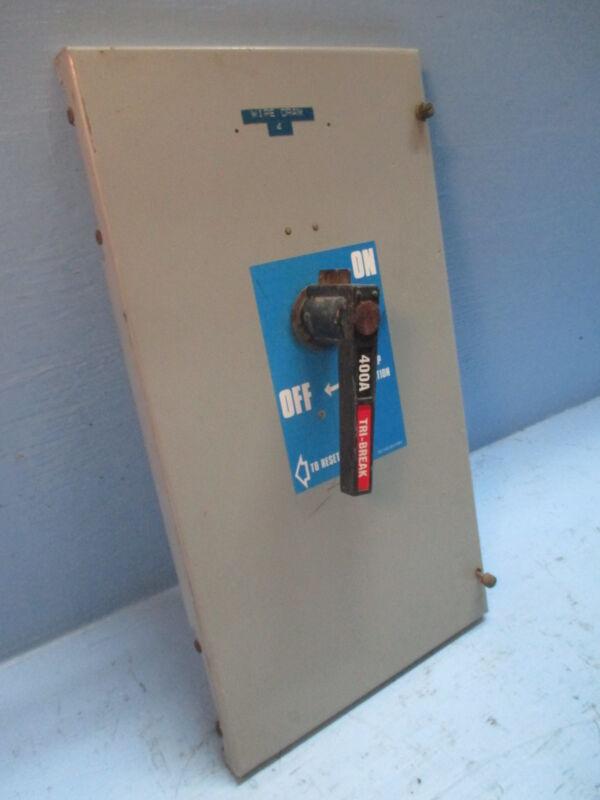 "General Electric GE Motor Control Center Door 21"" tall 11.75"" wide"