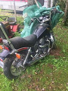 Honda Shadow 500 1984