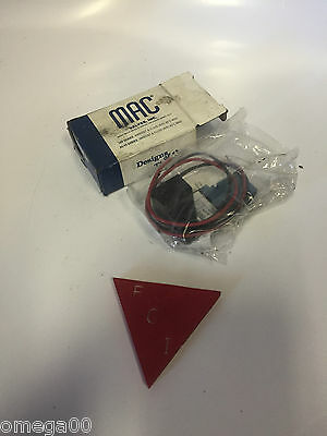 Mac Valve Dmb-ddda-1cm1 24v 120psi  New In The Box