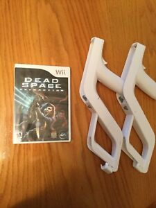 Dead Space extraction Wii + Guns