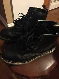 Size 5 Doc Martens almost new
