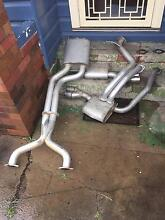 2.5 inch twin x force exhaust ford falcon and other models Newcastle 2300 Newcastle Area Preview