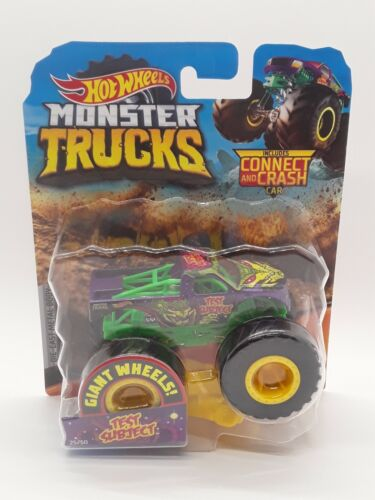 2018 HOT WHEELS STARS & STRIPES MONSTER TRUCK with Screaming