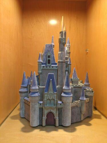 RARE Paddy Gordon Disneyana 2000 Cinderella Castle Box Hand Signed LE 32 of 50