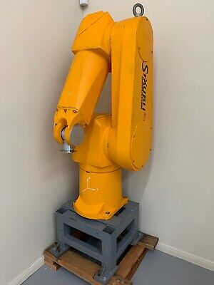 Staubli Rx130l Industrial Robot Arm Cs7 Controller - Mint Condition In L.a C.a