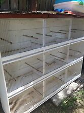Bird breeding cabinet 9 sections Underwood Logan Area Preview