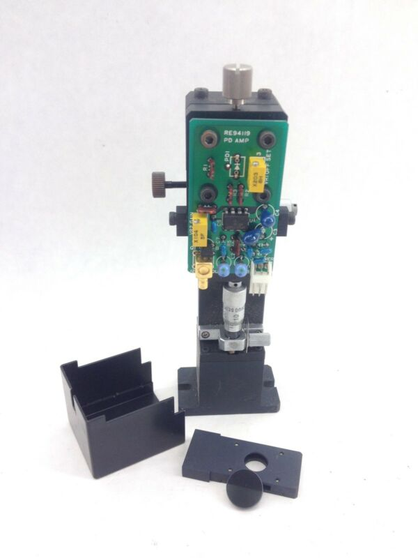 RE94119 PD AMP MICRO-CONTROLLER OPTOMECHANICAL LENS INSERT ASSY (H330)