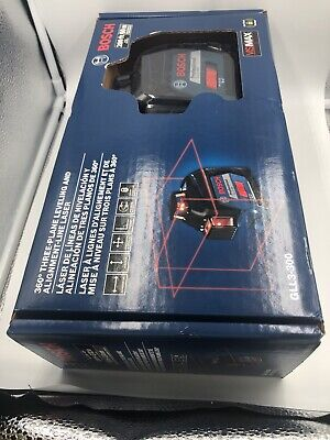 Bosch Gll3-300 Three Plane Leveling And Alignment Line Laser