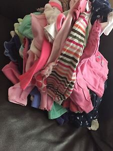 Girls Clothes size 6-9 months