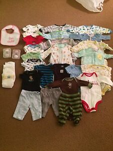 28 pc baby lot $30 firm ! Clean smokefree, P/U