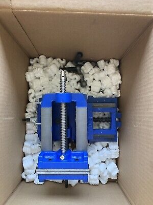Hfs 5 Cross Slide Vise Drill Press Metal Milling 2 Way