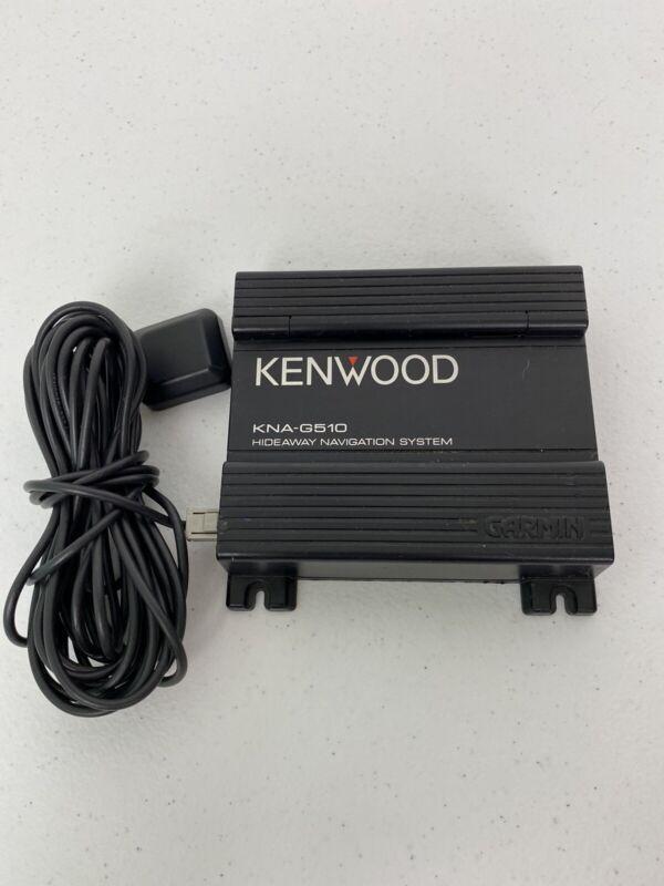 Kenwood KNA-G510 GPS Navigation System Module w/ Antenna Garmin