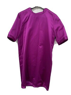 New With Tags Burberry Prorsum Pink Dress RRP 595