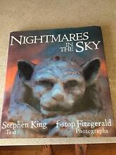 Nightmares in the Sky - not your usual Stephen King Book Marsden Logan Area Preview