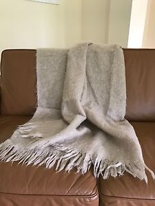 Mohair rug Bayswater North Maroondah Area Preview