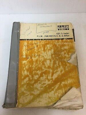 Case 621 Loader Parts Catalog Manual