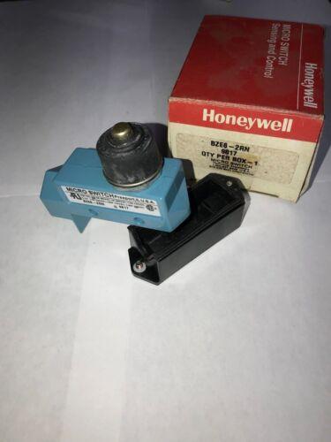 HONEYWELL BZE6-2RN MICROSWITCH NEW IN BOX