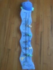 Cloth Fish Growth Chart for toddlers