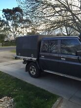 Dual Cab Canopy Black Hill Ballarat City Preview