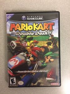 Mario Kart Double Dash Gamecube Game