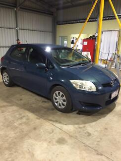 2007 Toyota Corolla Hatchback Atherton Tablelands Preview