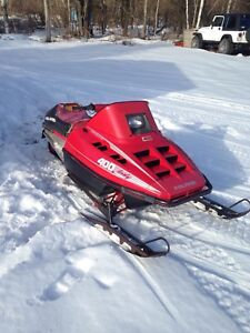 400 Polaris Indy for sale or trade