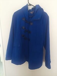 Katie's Royal Blue Jacket / Size 18 Tuart Hill Stirling Area Preview