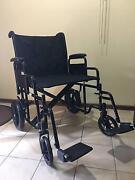 Drive Steel Bariatric Transit Wheelchair 22 inch / 56cm seat Gordon Tuggeranong Preview