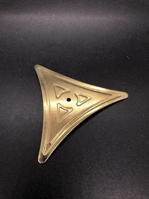 12 Corner For Stair Steps Dust Corner Cover Decorative Gold Corner & Nail Color