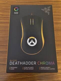 Razer Deathadder Overwatch Gaming Mouse