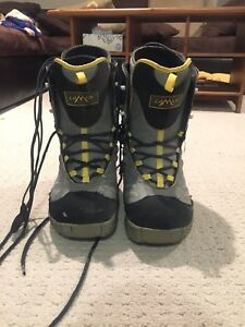 Snowboard boots. Size 11