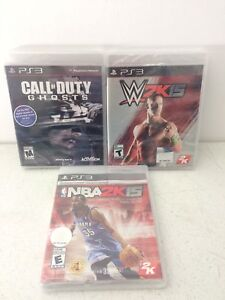 Brand New PS3 Games.