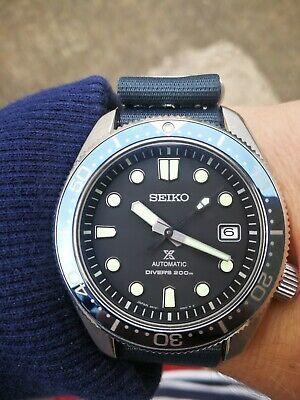 Seiko SPB079J1 Prospex mini Marine Master MM 300 Automatic Divers Watch