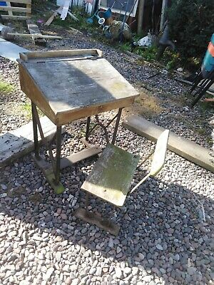 School desk  and chair for restore 100 year old