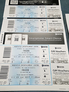 Disney Frozen on Ice Newcastle VIP tickets Mulbring Cessnock Area Preview