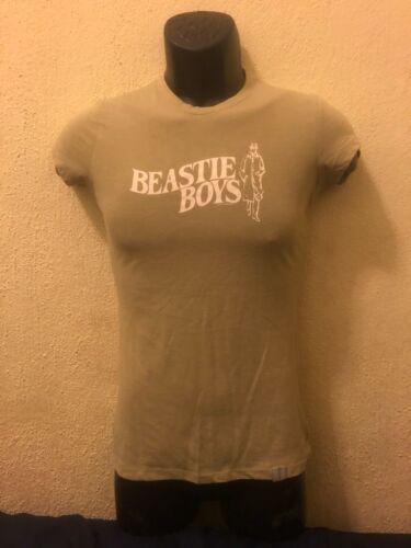 BEASTIE BOYS Band JUNIORS / GIRLS T SHIRT - SIZE MEDIUM - Very Good Condition